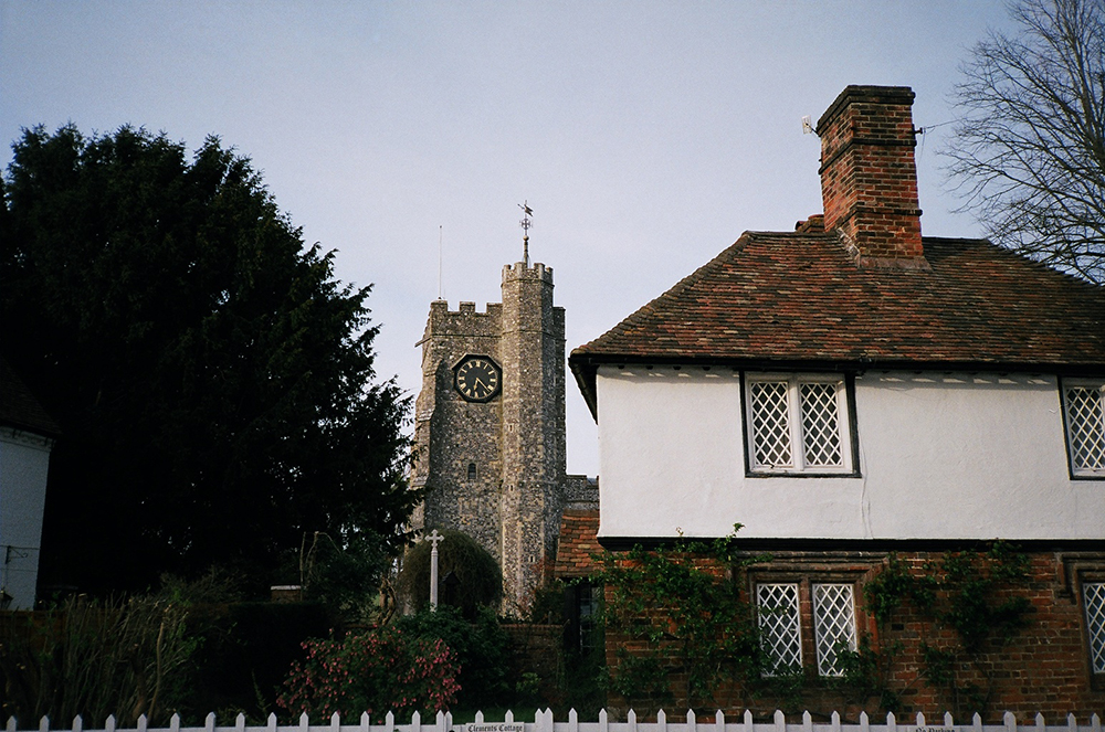 Chilham Village Square
